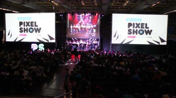 Pixel Show 2014