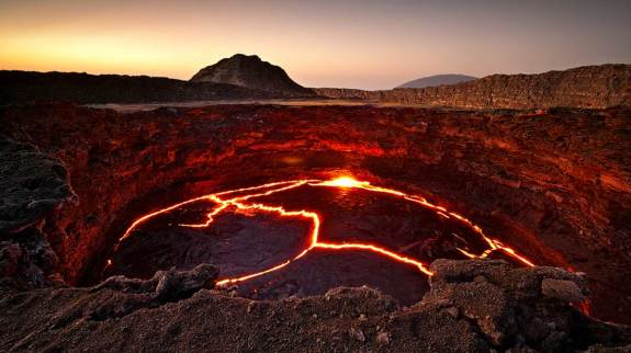 ever-active-volcano-Ethiopia