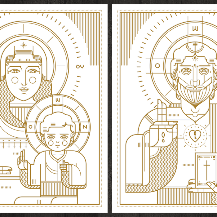 Orthodox Prints Presale