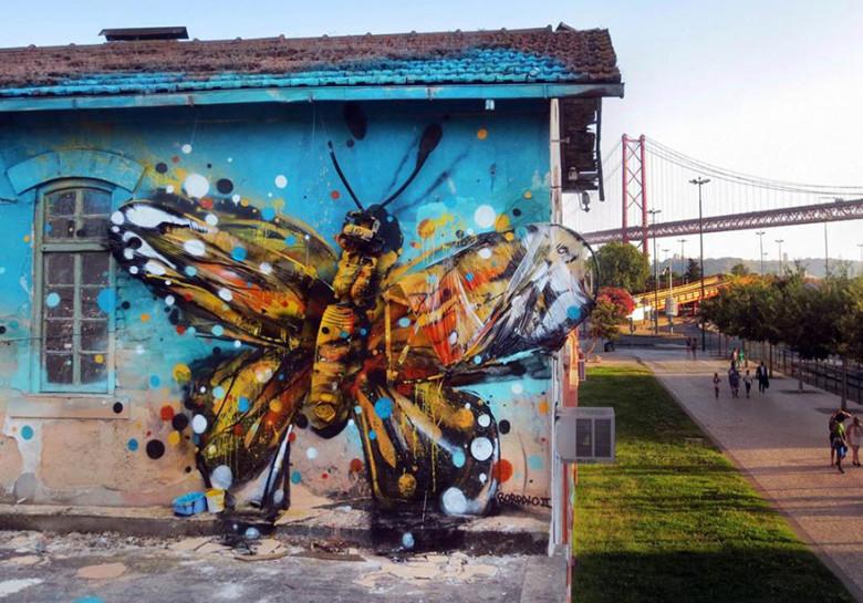 intervenção-artur bordalo-lixo-reciclável-eco-grafite-13