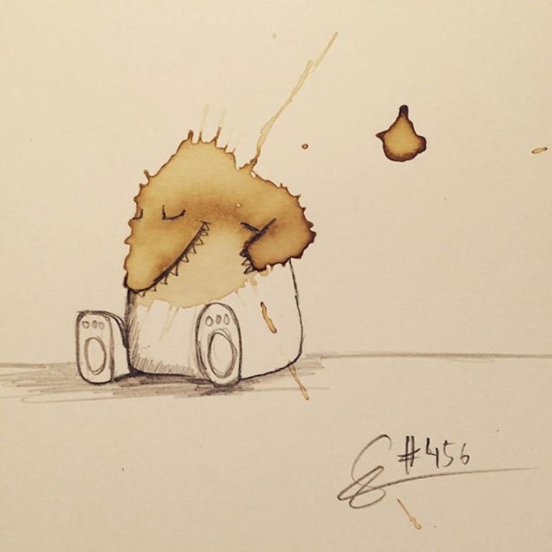 monstros-de-café-ilustração-criatividade-10