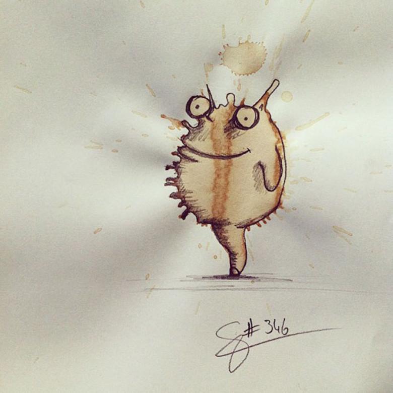 monstros-de-café-ilustração-criatividade-11