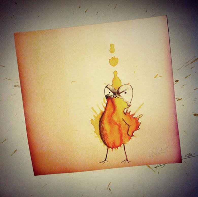 monstros-de-café-ilustração-criatividade-12