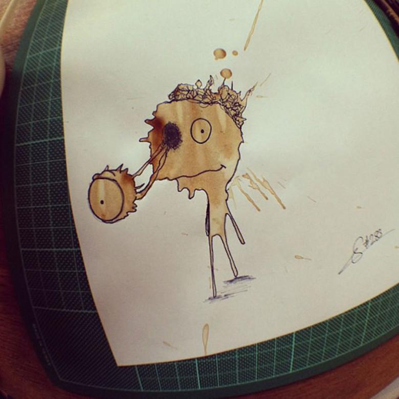 monstros-de-café-ilustração-criatividade-13