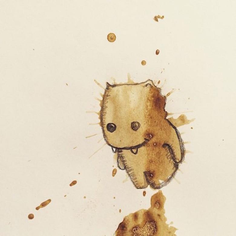 monstros-de-café-ilustração-criatividade-4