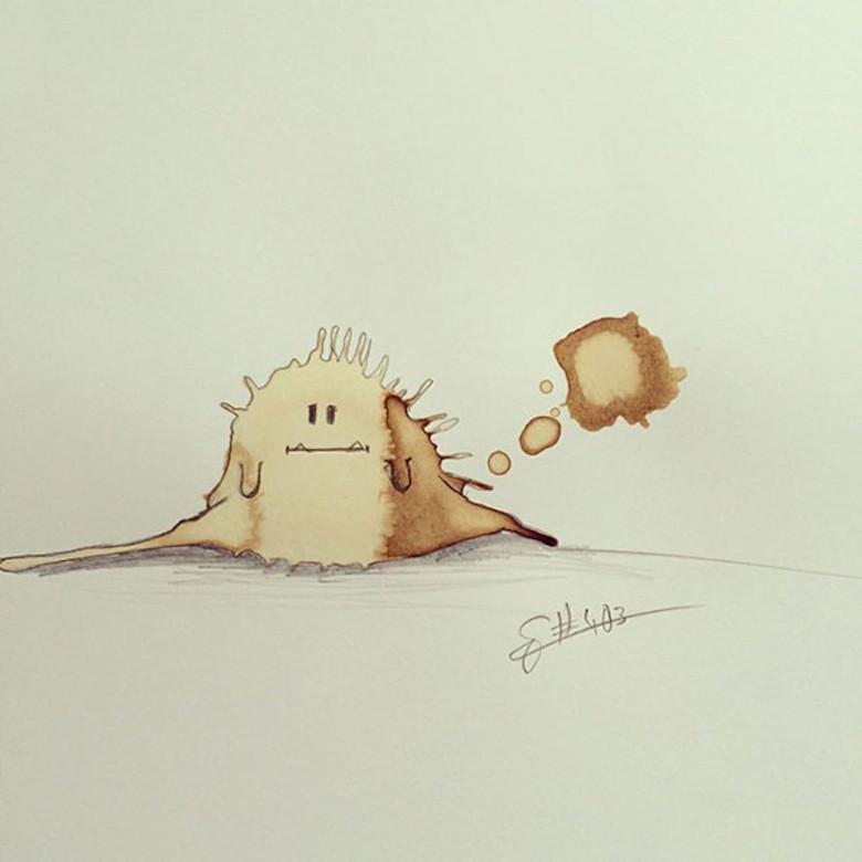 monstros-de-café-ilustração-criatividade-5