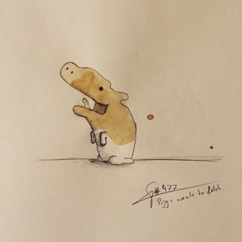 monstros-de-café-ilustração-criatividade-6