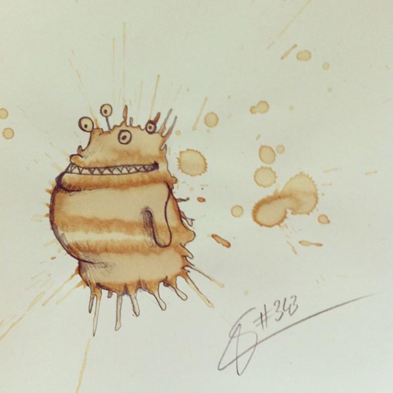 monstros-de-café-ilustração-criatividade-8