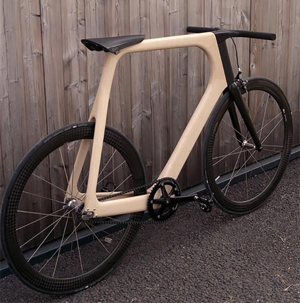 Bicicleta no valor de U$ 11 mil