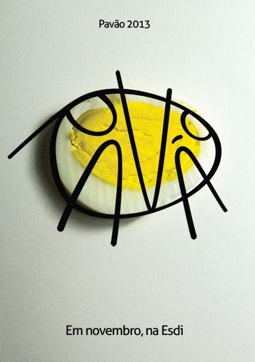 Logo pavão 2013