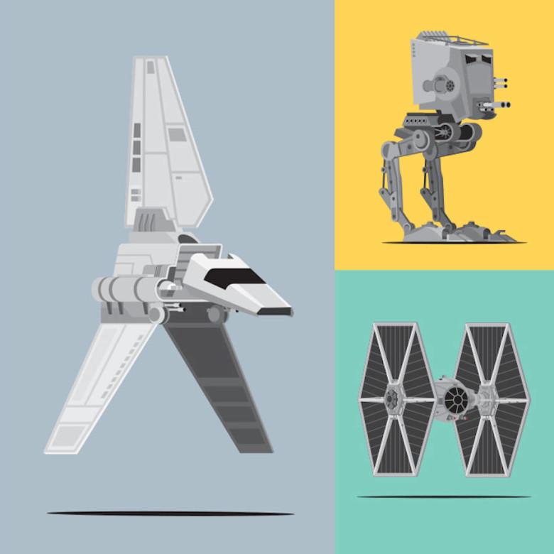 veiculos-usados-star-wars-iilustracao-sala7design-1