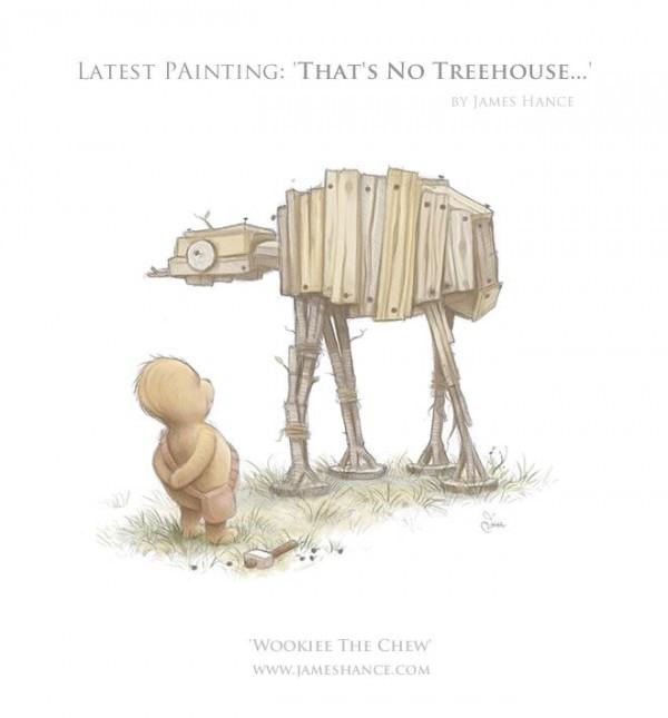 Star wars noe stilo do ursinho pooh-2