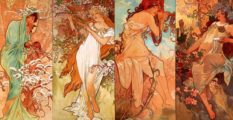 Artista - Alfons Maria Mucha
