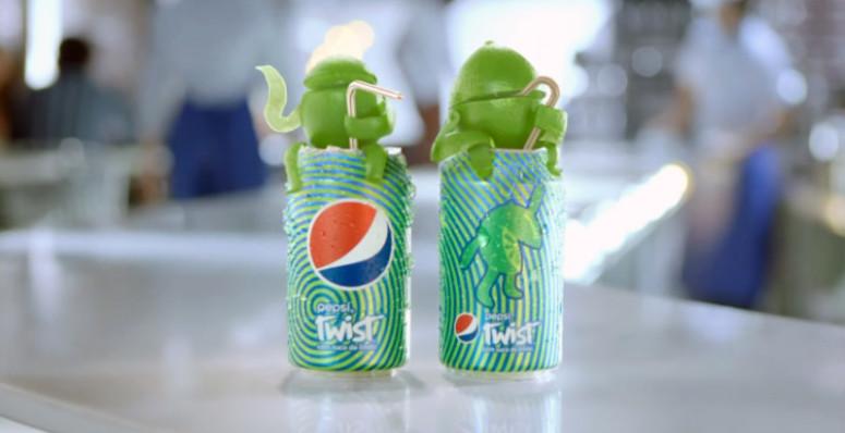 Pepsi twist