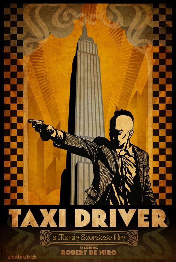 taxi driver- Dimitri Simakis