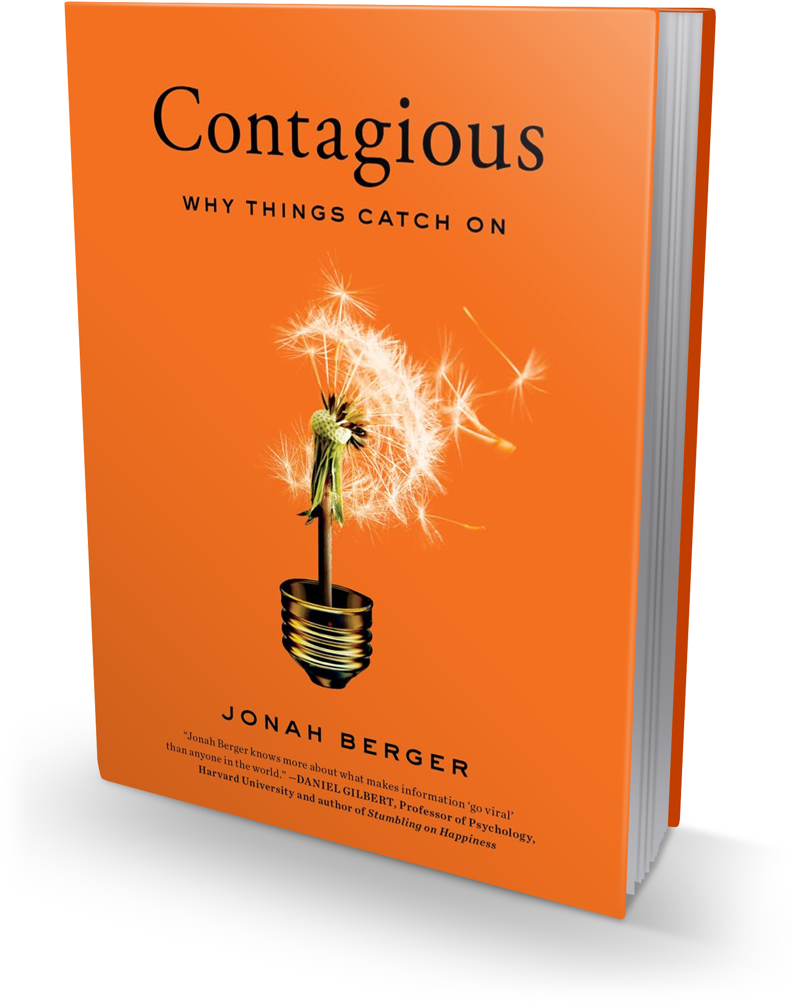 Contágio Jonah Berger