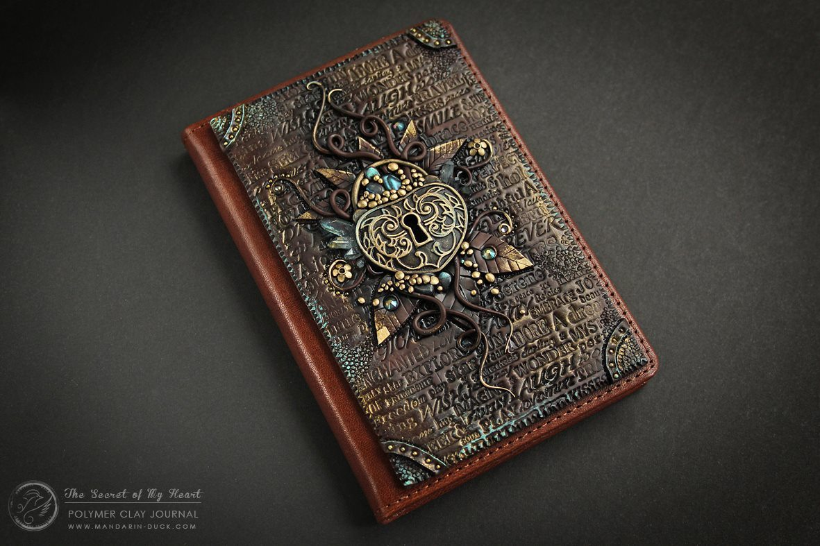 Designer Leather Book Covers