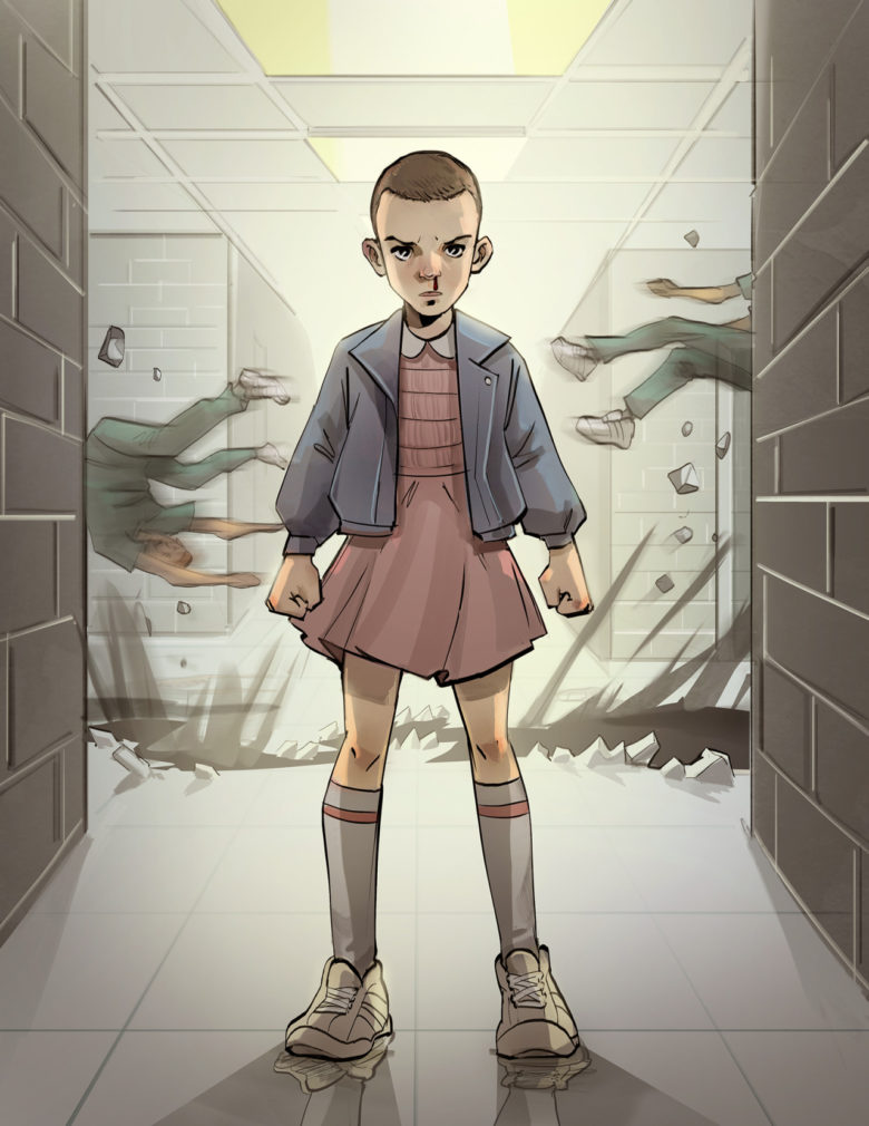 stranger things-eleven