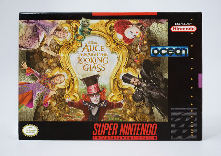 snes-alice-through-the-looking-glass