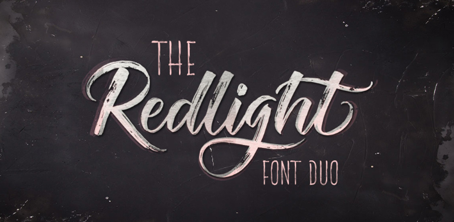 The-Redlight-Free-font