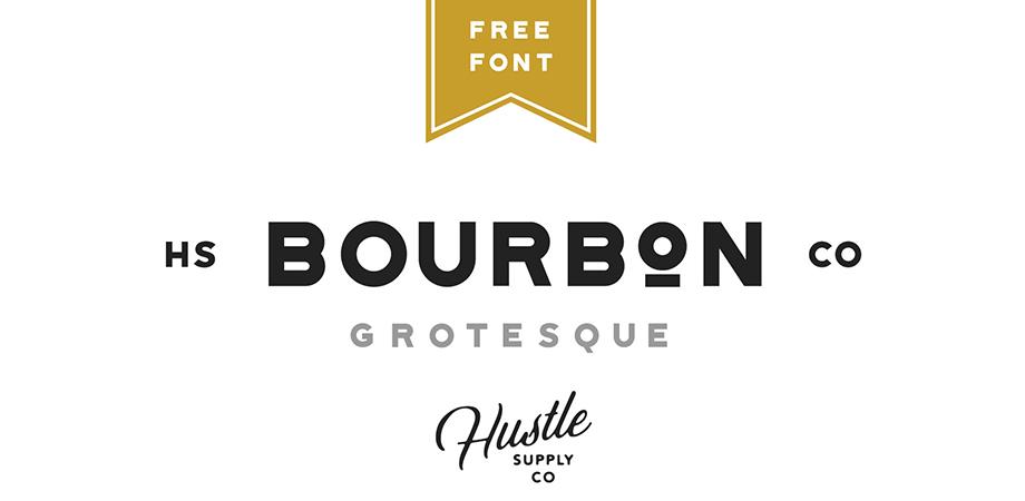 bourbon-free-font