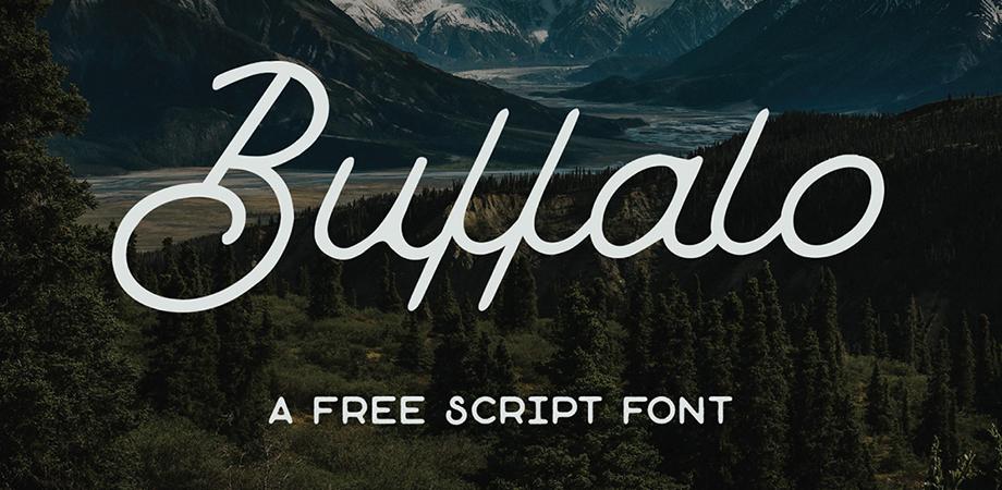 buffalo-free-font