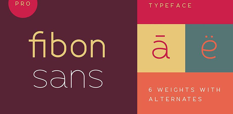 fibon-sans-font-free