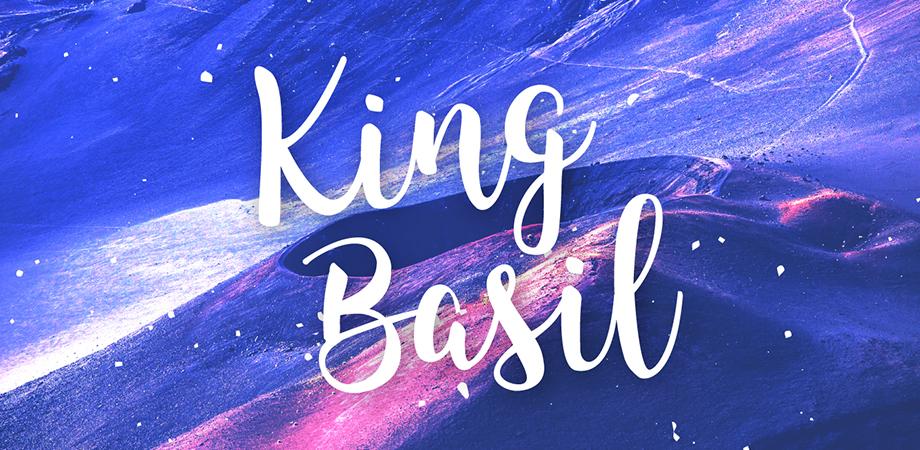 king-brasil-free-font