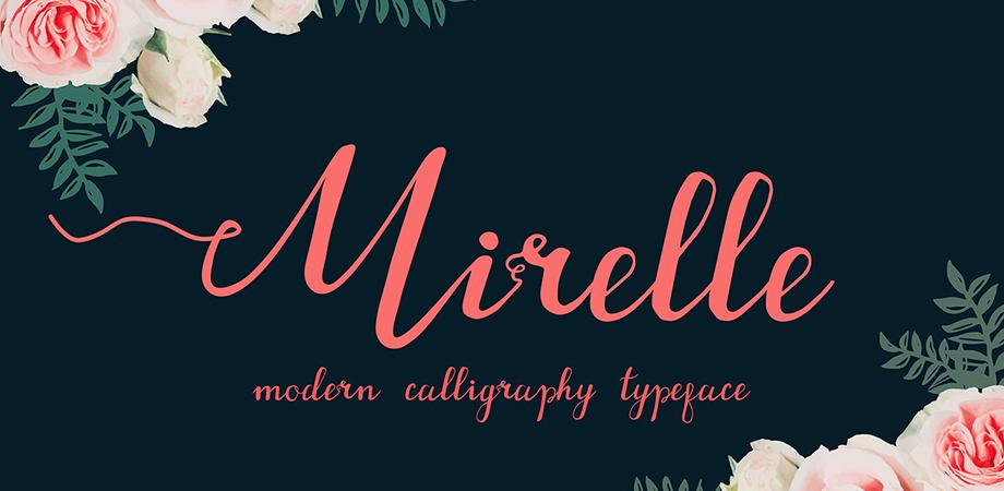 mirelle-free-font
