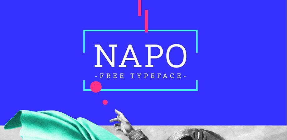 napo-free-font