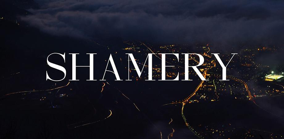 shamery-free-font