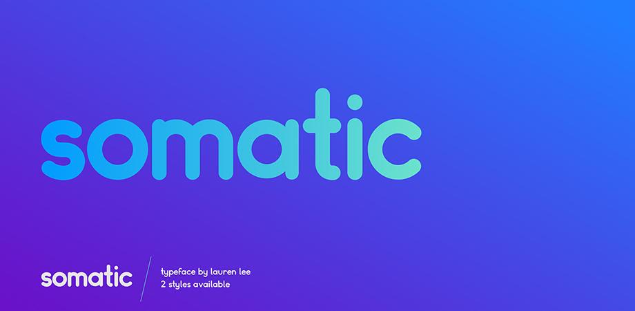 somatic-free-font