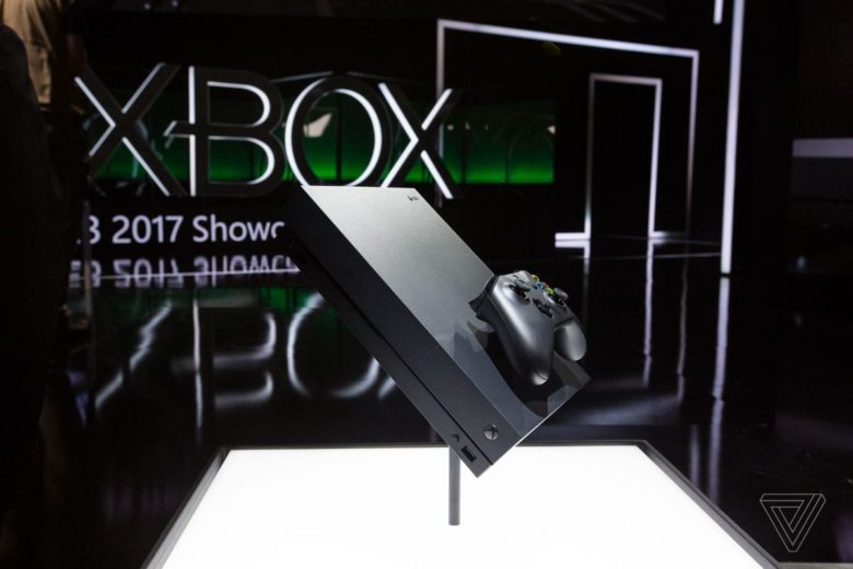 Xbox-One-x-Photo by Vjeran Pavic : The Verge