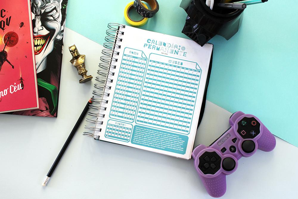 Planner para nerds