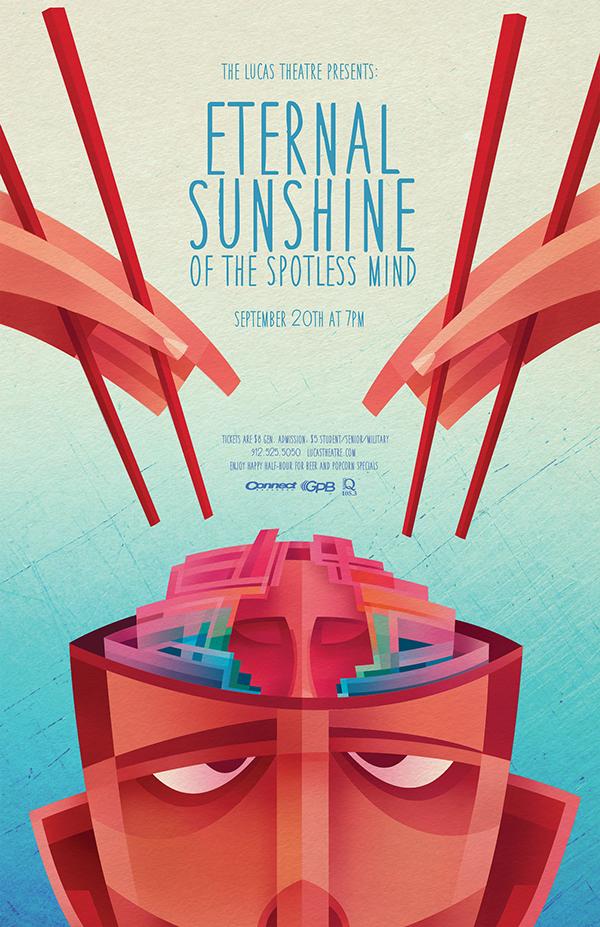 Sean-Loose-Lucas-Theatre-Event-Posters-Eternal-Sunshine