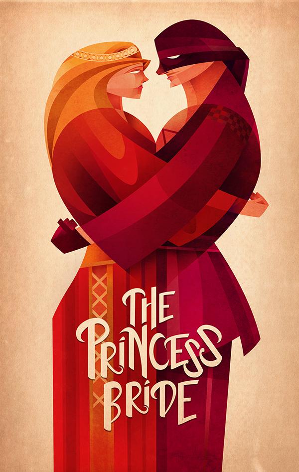 Sean-Loose-Lucas-Theatre-Event-Posters-Princess-Bride