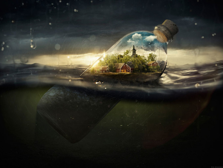 erik-johansson-manipulação-fotográfica-photoshop-surreais-2