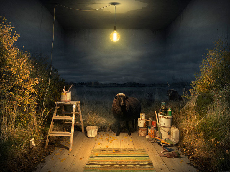 erik-johansson-manipulação-fotográfica-photoshop-surreais-5