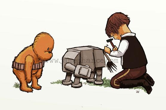 Star wars noe stilo do ursinho pooh-3