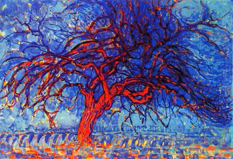 Árvore Vermelha (1908)