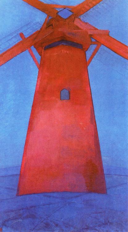 O Moinho Vermelho (1910)