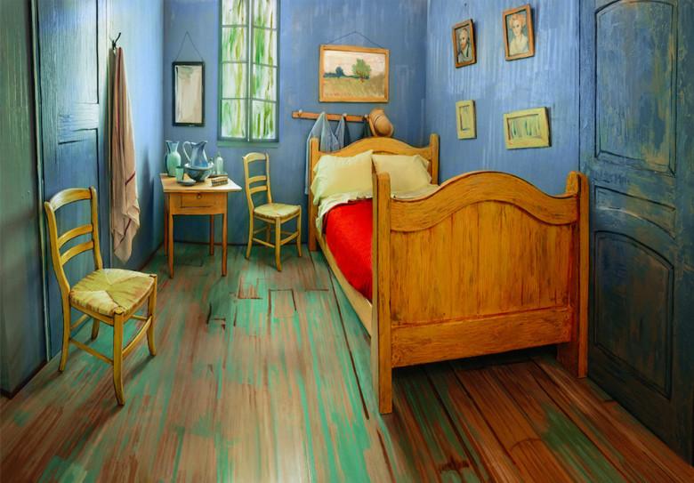 pintura-van gogh-quarto-chicago-3