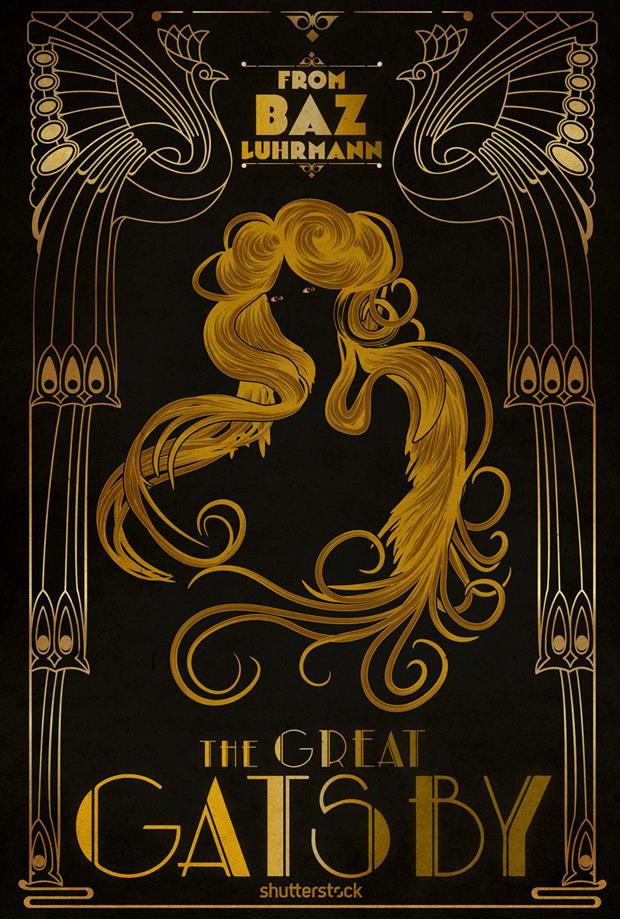 he great gatsby -Dimitri Simakis