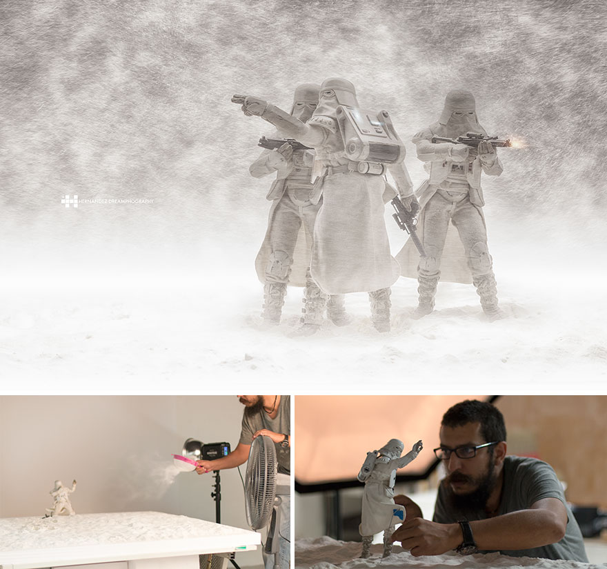 Snow Stormtroopers