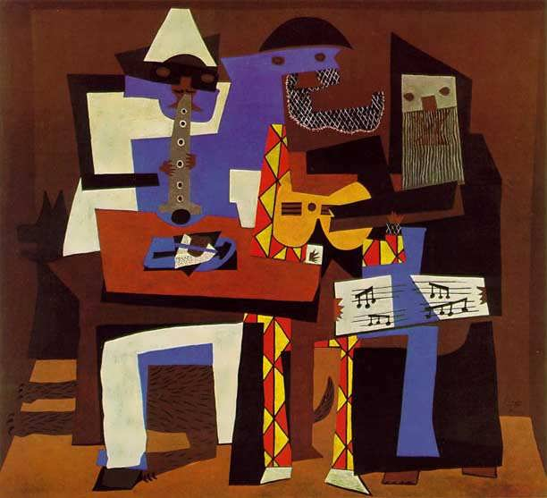 most-famous-paintings-06-Picasso-3-musicians