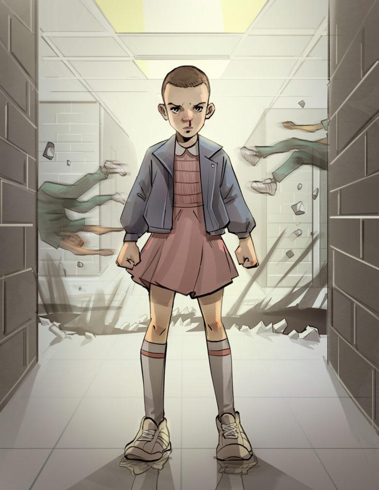 stranger things-eleven
