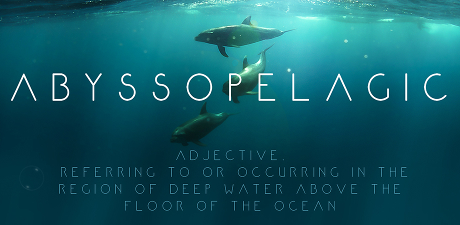 Abyssopelagic-free-font