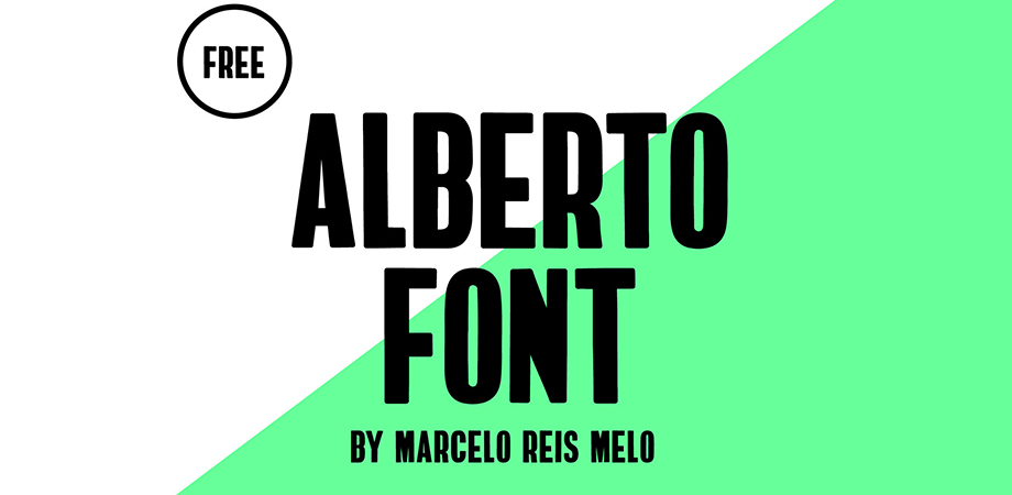 alberto-free-font