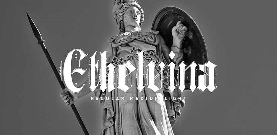 ethelvina-free-font