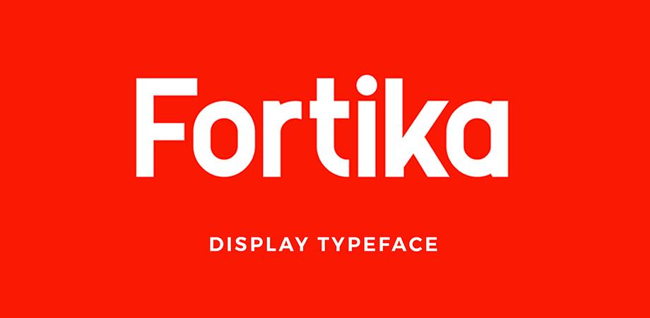 fortika-free-font